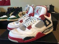 Sz 12 Fire Red 4s Middleboro, 02346