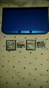 3DS XL.and games 389 mi