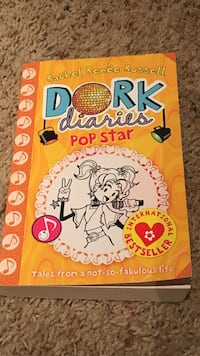 Book dork diaries tales from a not so famous life Salinas