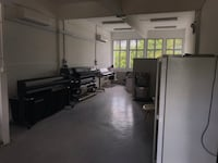 Printing equipment and space for takeover / printing / graphics / office / sticker / graptech / HP / ADOBE Singapore, 408719