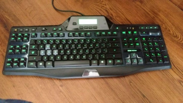 Logitech G510s Gaming Keyboard with Game Panel LCD