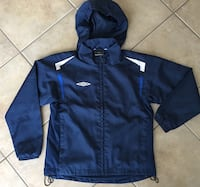 UMBRO youth boys size medium jacket Guelph, N1K 1Y7