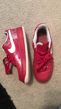 Valentines Nike Air Force ones size 5.5 Manassas, 20110
