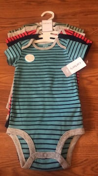 New carters onesies size 9 months Ocala, 34472
