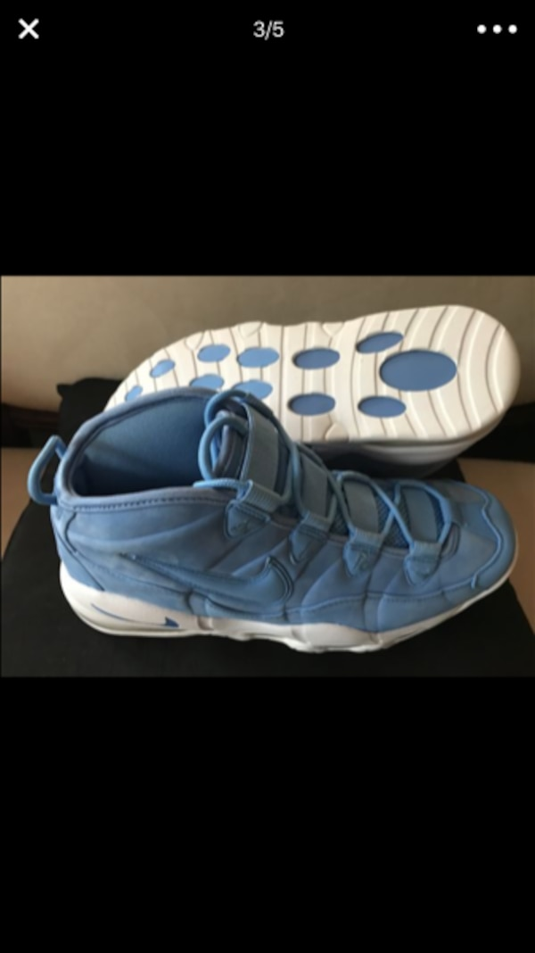 a0bcc2d262 Used Nike Air Max Uptempo 95 Pantone University Blue for sale in ...