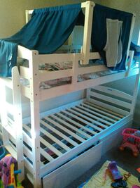 Fort bunkbed come with one mattress ...  Grand Rapids, 49508