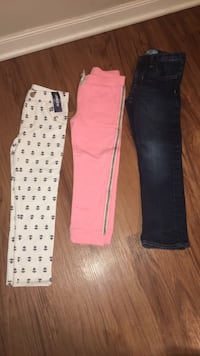 Size 5/5t girls pants/jeans  Omaha, 68134