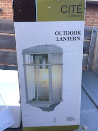Outdoor Lantern (new) Mississauga, L5A 2T1