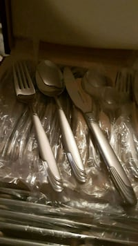 Stainless steel flatware  Mississauga, L5A 4A3