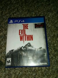 Ps4 the evil within Reading, 19606