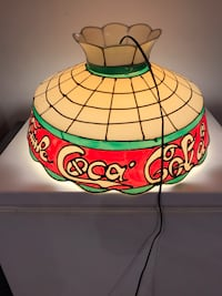 Coca Cola Hanging Light Sartell, 56377