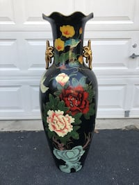 Extra Large Tall Floral Vase Manassas