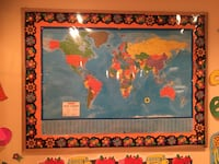 Large oak framed classroom display boards priced to sell! Mississauga, L5M 6E3