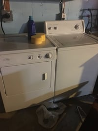 white washer and dryer set null, L2G 6X6