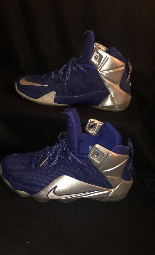 "LeBron 12 ""What If"" Size 7 a93449dd-7749-4578-be6c-79974766bba1"