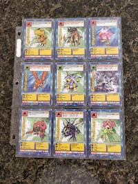 Digimon Card Collection (series 1 starter set)