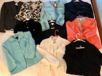 10 Women's, Teen's Jackets, Designer Brands!, Biz, Casual, Fun ALL $35 Fredericksburg, 22405