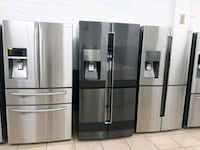 stainless steel french door refrigerator South Gate