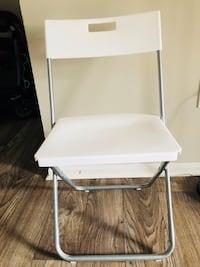 4 folding chairs for $15 Johns Creek, 30097
