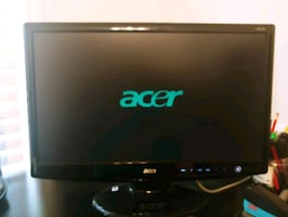 """Acer 21.5"""" monitor"""