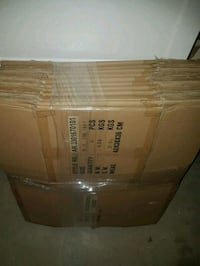 Moving boxes in excellent condition  Burnaby, V3N