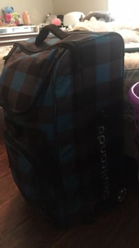 skullcandy luggage great condition  Hokes Bluff, 35903