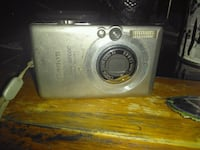 silver Canon point-and-shoot camera Portland, 97220