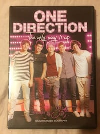 one direction the only way is up DVD Cranston, 02920