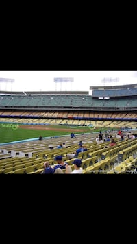 Dodgers vs Brewers game 5 Wednesday 10/17 2pm Orange, 92868
