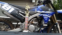 Yz250f 2018 fast clean great shape low hours Halethorpe, 21227