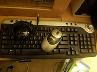 Dell keypad mouse and receiver wireless