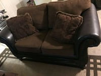 Couch  Love Seat Tables and pictures, candle holde Willoughby, 44094