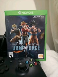 Xbox one Jump force and Titanfall