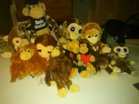 monkey plush toy collection Manvel, 77578