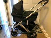 baby's black and gray stroller Mississauga, L5C 3C9