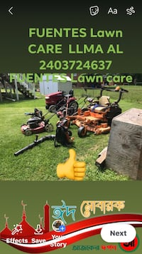 Lawn mowing Silver Spring