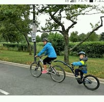 1 Ride a long SUPERCYCLE kids safely ride