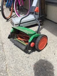 Push lawn mower Whitchurch-Stouffville, L0H 1G0
