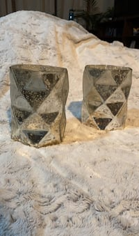 Candle holders/vase