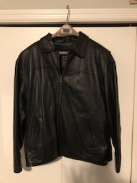 Leather Limited jacket with zip in liner (XL 385 mi