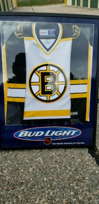 Boston Bruins collectable Jersey  Salem, 06420