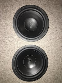 """(2) 12"""" PowerBass Subwoofers  Casselberry, 32708"""