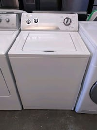 white top-load clothes washer 910 mi