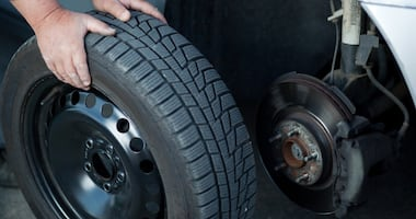 TIME TO CHANGE OVER TO WINTER TIRES $50.00 ALL 4 COMPLETE!