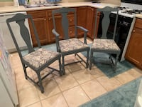 Refinished chairs  Washington, 15301