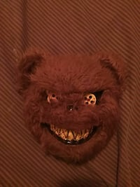 Scary bear Halloween mask Centreville, 20120