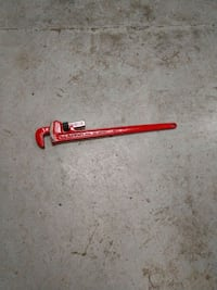 36in pipe wrench