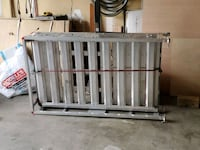 Aluminum ramp tray holds up to  500 pounds Bowie, 20720