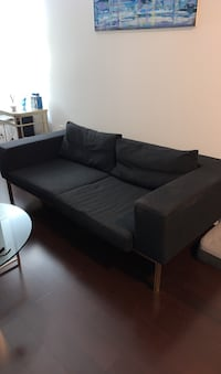 Couch from white on white furniture New York, 10013