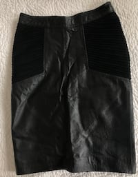 100% Leather Pencil Skirt Toronto, M9B 6H6